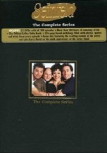 Seinfeld: Complete Series Set (1989) artwork
