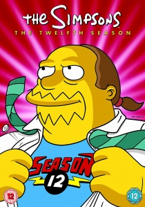 The Simpsons: The Complete Twelfth Season artwork