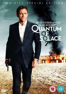 Quantum Of Solace (2008) artwork