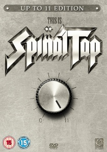 This is Spinal Tap : 25th Anniversary Edition artwork