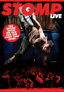 Stomp Live (2009) artwork