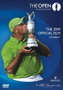 The British Open Championship artwork