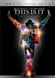 Michael Jackson's This Is It (2009) artwork