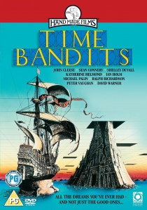 Time Bandits artwork