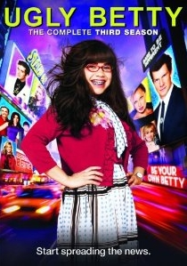 Ugly Betty Season Three artwork