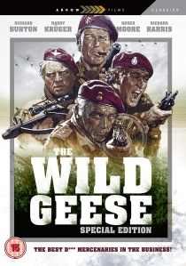 The Wild Geese: Special Edition (1978) artwork