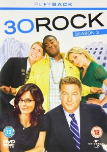 30 Rock: Season 3 artwork