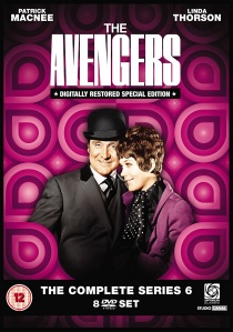The Avengers: The Complete Season 6 (1961) artwork