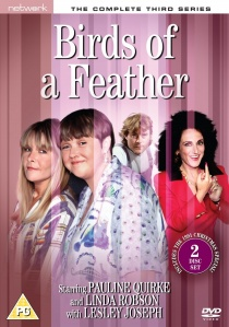 Birds of a Feather : The Complete Series 3 artwork