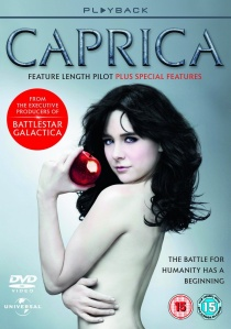 Caprica: Feature Length Pilot (2009) artwork
