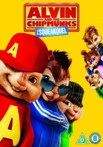 Alvin And The Chipmunks: The Squeakquel artwork
