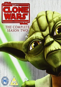 Star Wars: The Clone Wars The Complete Season Two artwork