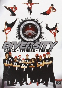Diversity - Dance. Fitness. Fusion. artwork