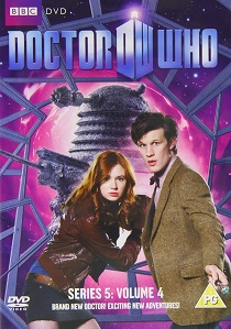 Doctor Who: Series 5 Volume 4 (2005) artwork