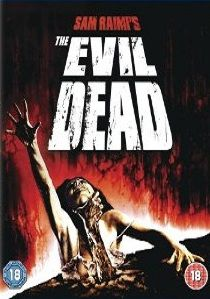 The Evil Dead artwork