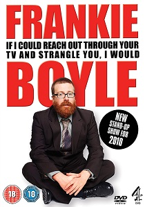 Frankie Boyle Live 2 - I Would Happily Punch Every One of You in the Face (2010) artwork