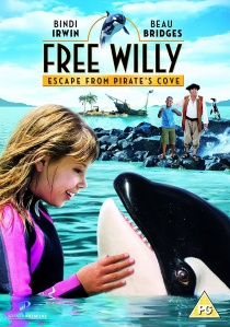 Free Willy: Escape From Pirate''s Cove artwork
