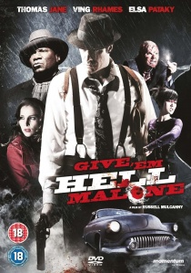 Give 'Em Hell Malone (2009) artwork