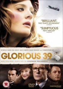Glorious 39 artwork