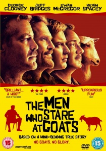 The Men Who Stare At Goats artwork