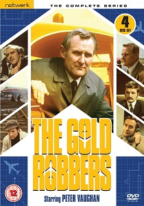 The Gold Robbers: The Complete Series artwork