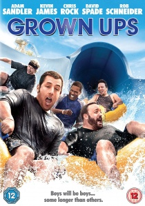 Grown Ups (2010) artwork