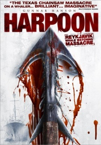 Harpoon: The Reykjavik Whale Watching Massacre artwork