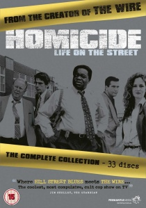 Homicide: Life On The Street - The Complete Series (1993) artwork