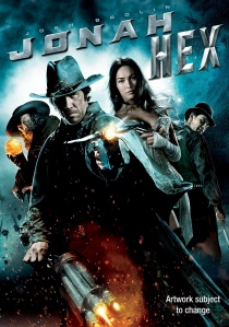 Jonah Hex (2010) artwork