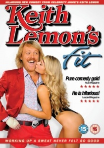 Keith Lemon's Fit! artwork