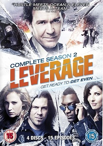 Leverage Complete Season 2 artwork