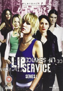 Lip Service: Series 1 (2010) artwork
