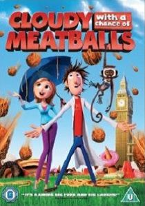Cloudy With a Chance of Meatballs artwork