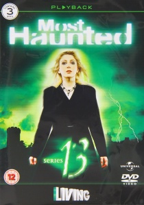 Most Haunted: Series 13 artwork