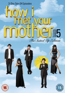How I Met Your Mother - Season 5 artwork