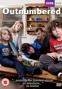 Outnumbered Series 3 artwork