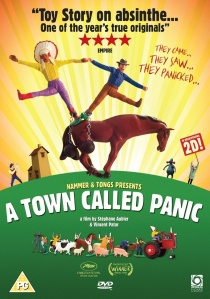 A Town Called Panic artwork
