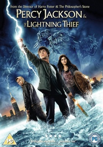 Percy Jackson and the Lightning Thief (2010) artwork