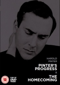 Harold Pinter - Pinter's Progress and The Homecoming artwork
