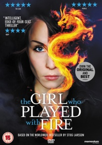 The Girl Who Played With Fire artwork