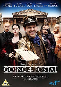 Going Postal (2010) artwork