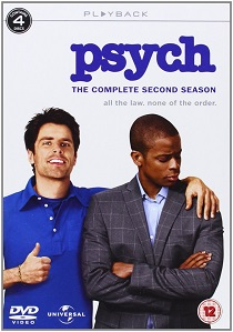 Psych: Season 2 artwork