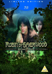 Robin of Sherwood - Michael Praed artwork