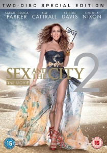 Sex and the City 2 artwork