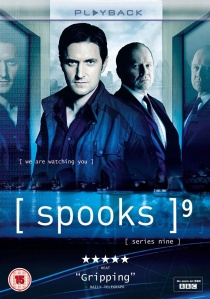 Spooks Series 9 artwork