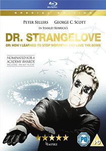 Dr. Strangelove Or: How I Learned to Stop Worrying and Love the Bomb (1964) artwork