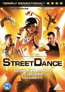 StreetDance 3D artwork
