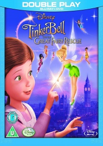 Tinker Bell and the Great Fairy Rescue (2010) artwork