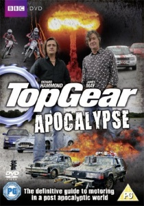 Top Gear Apocalypse artwork