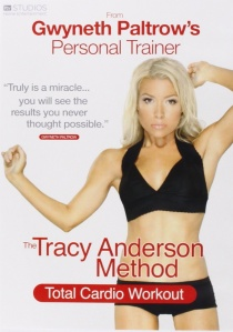 The Tracy Anderson Method: Total Cardio Workout artwork
